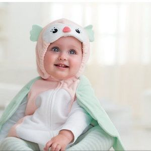 •baby girl• owl costume by Carters